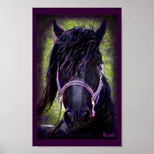 The Black Stallion Print