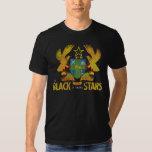 The Black Stars of Ghana Tshirts