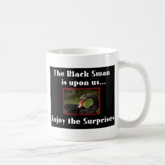 The Black Swan Basic White Mug