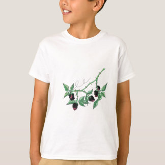 The Blackberry Patch... Girl Top Tshirts