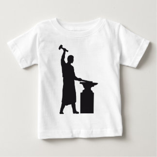 The blacksmith baby T-Shirt