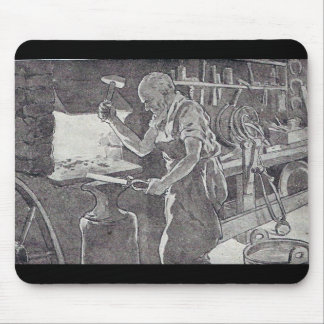 The Blacksmith Mouse Pads