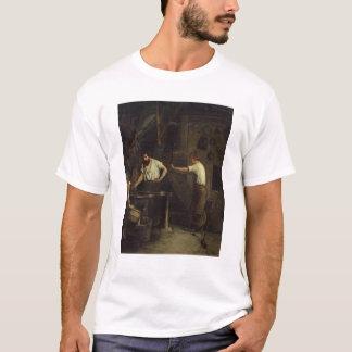 The Blacksmiths, Memory of Treport, 1857 T-Shirt