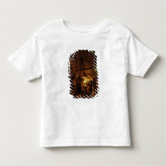 The Blacksmith's Shop (oil on canvas) Toddler T-Shirt