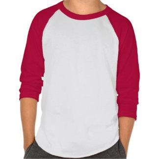 The Blaze kids' baseball shirt
