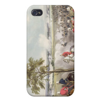 The Ble of Goojerat on 21st February 1849, engr iPhone 4 Case