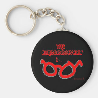 The Blind Roosevelts Key Chain