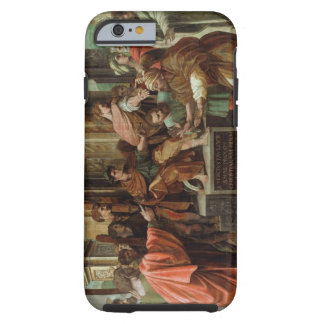The Blinding of Elymas (cartoon for the Sistine Ch iPhone 6 Case