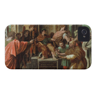The Blinding of Elymas (cartoon for the Sistine Ch iPhone 4 Case-Mate Case