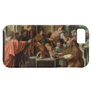 The Blinding of Elymas (cartoon for the Sistine Ch iPhone 5 Cover