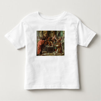The Blinding of Elymas (cartoon for the Sistine Ch Toddler T-Shirt