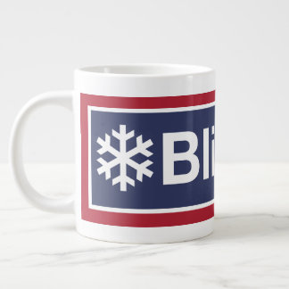The Blizzard of 2018 Large Coffee Mug