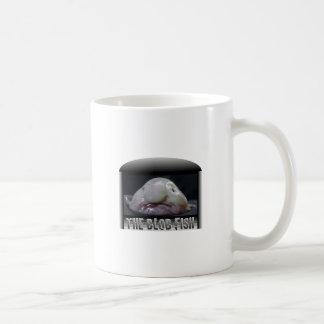 The Blob Fish Basic White Mug