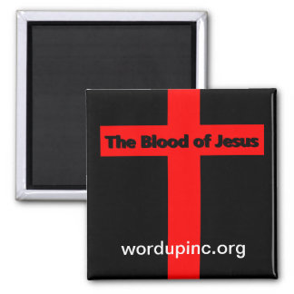 The Blood of Jesus Magnet