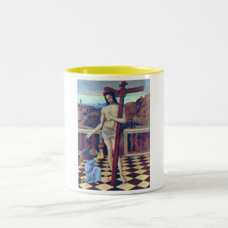The blood of the Redeemer by Bellini Coffee Mugs