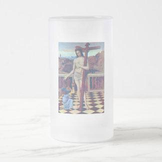 The blood of the Redeemer by Bellini Coffee Mug