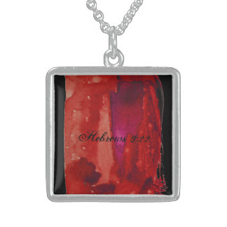 The blood worked necklace