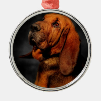 The Bloodhound Christmas Ornament