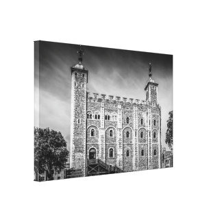 The Bloody Tower of London Canvas Prints