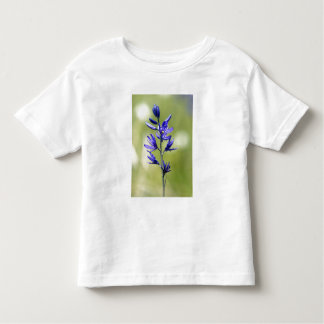 The blossom of a camas lily in Valley County, Toddler T-Shirt