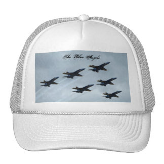 The Blue Angels Mesh Hat