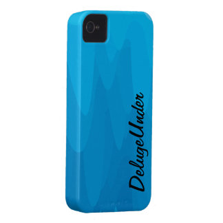 The Blue Blur iPhone 4 Covers