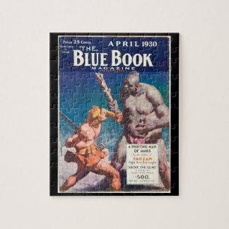 The Blue Book Magazine _April 1930_6_Pulp Art Jigsaw Puzzles