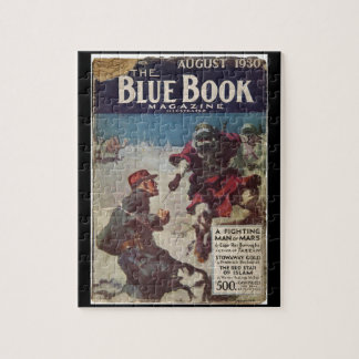 The Blue Book Magazine _August 1930_3_Pulp Art Puzzles