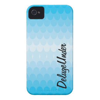 The Blue Bumps iPhone 4 Cases