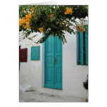 The Blue Door Greeting Cards