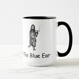 The Blue Ear Mug