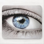 """""""THE BLUE EYES"""" MOUSE PAD"""