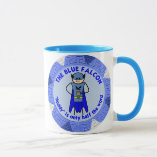 The Blue Falcon Mug