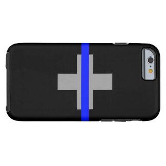 The Blue Line Switzerland Tough iPhone 6 Case