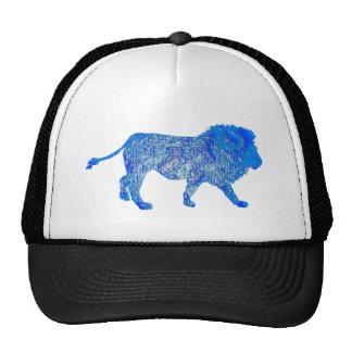 THE BLUE LION CAP