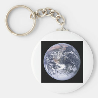 """The Blue Marble"" Earth seem from Apollo 17 Key Ring"