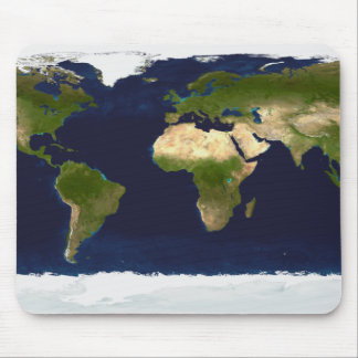 The Blue Marble Mouse Mat