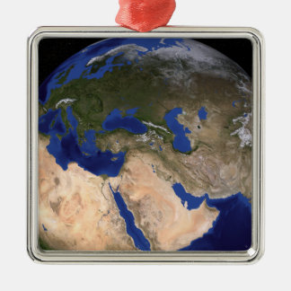 The Blue Marble Next Generation Earth 2 Christmas Ornament