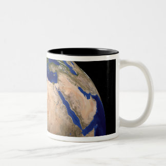 The Blue Marble Next Generation Earth 3 Two-Tone Coffee Mug