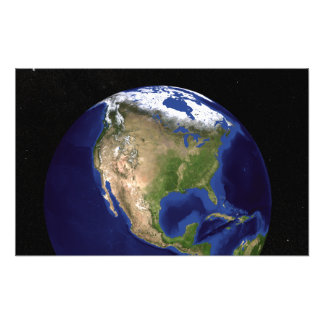 The Blue Marble Next Generation Earth 4 Photo Print