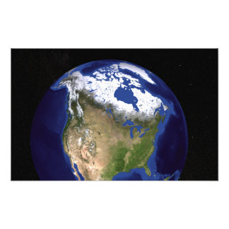 The Blue Marble Next Generation Earth 5 Photo Print