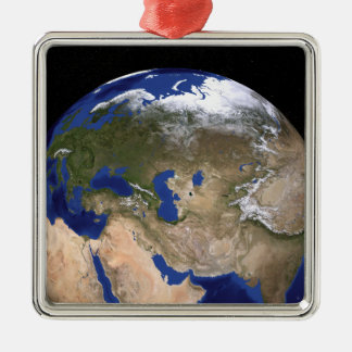 The Blue Marble Next Generation Earth Christmas Ornament