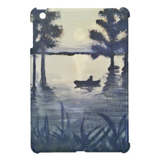 The Blue Painting - Apple Device Case Case For The iPad Mini