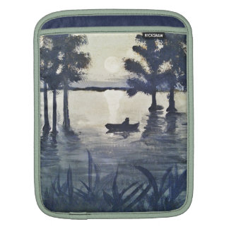 The Blue Painting - Apple Device Case Sleeve For iPads