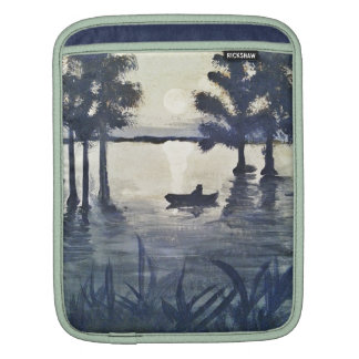 """The Blue Painting"" - Apple Device Case Sleeve For iPads"