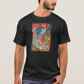 The Blue Peacock T-Shirt