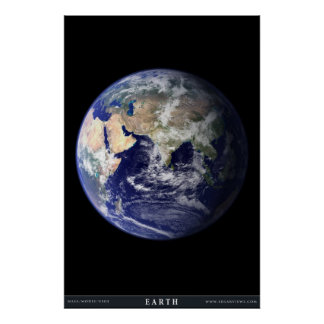 The Blue Planet Posters