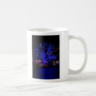 The Blue Tree Greetings Basic White Mug