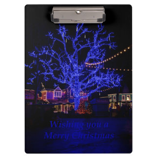 The Blue Tree Greetings Clipboards