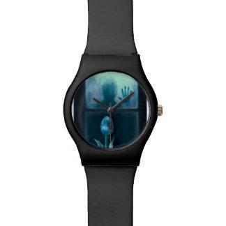 The Blue Tulip Watch
